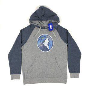 Minnesota Timberwolves Mens NBA Pullover Hoodie